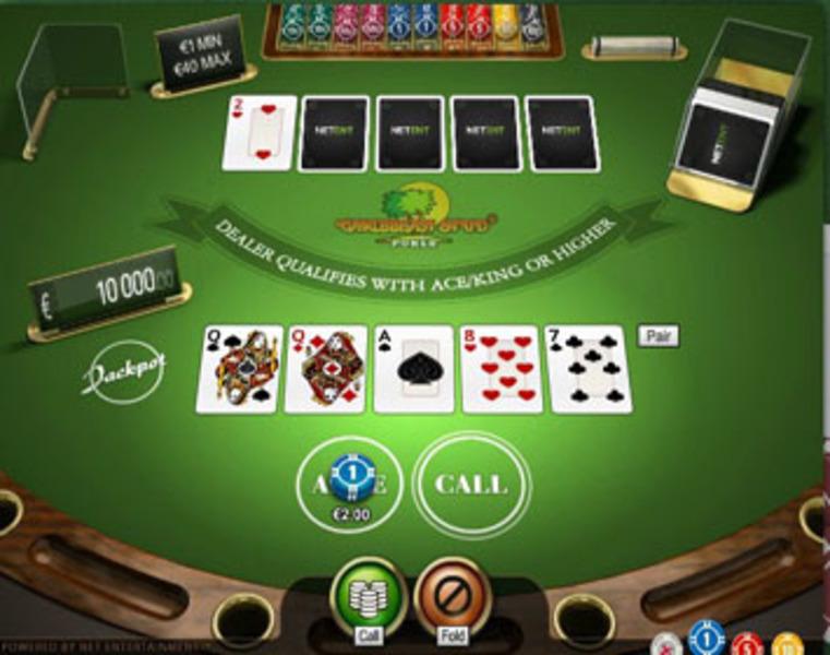 Caribbean casino poker secure stud casino biloxi missippi